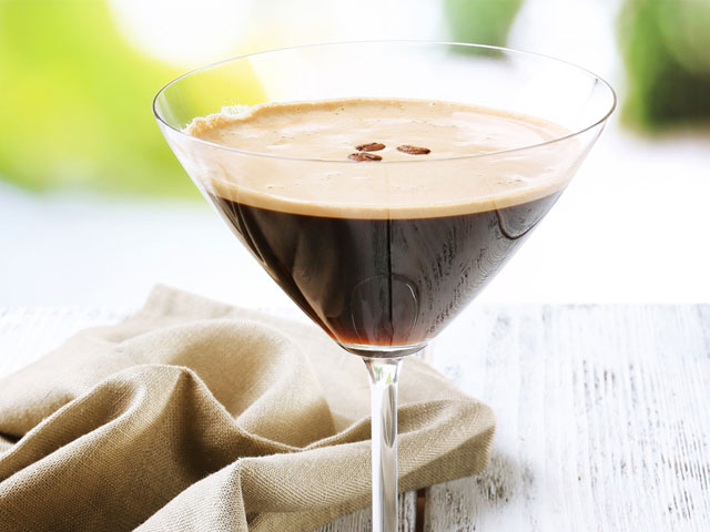 how to make espresso martini with patron