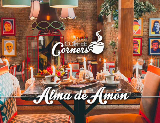 Coffee Corners: Alma de Amon