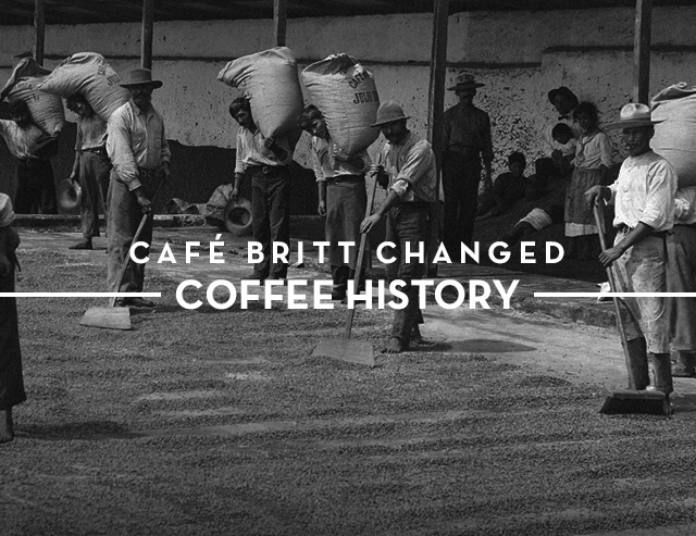 How we changed coffee history