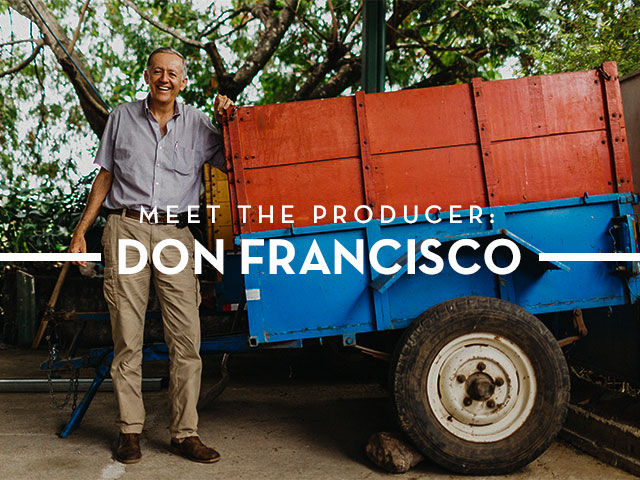 Meet the producer: Don Francisco