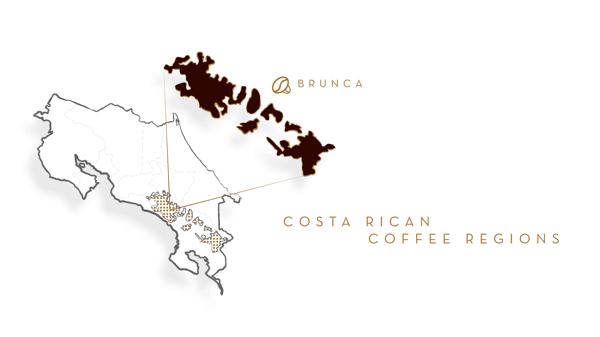 Costa Rica Region Brunca