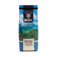 Costa Rican Tarrazu whole bean coffee
